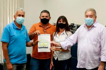Vereadores agradecem o deputado Nininho por destinar R$ 200 mil para aquisição de ambulância para a Pista do Cabeça