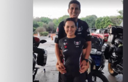 Ex-prefeito de Diamantino e esposa morrem em acidente de moto