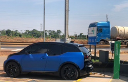 BR-163 em Mato Grosso é primeira rodovia do Brasil a ter autonomia para veículos elétricos
