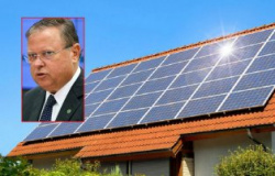 Justiça livra ex-governador de MT de pagar ICMS por geração de energia solar