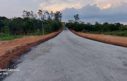 Alta Floresta: Vereadores verificam conclusão da pavimentação da Avenida Vila Nova
