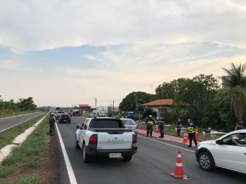 Seis motoristas são presos por embriaguez ao volante na MT-251