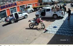 Fantástico mostra ação de quadrilha e trabalho da polícia para capturar bandidos que assaltaram cooperativas em Nova Bandeirantes