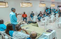 Alta Floresta: Secretaria de Educação realiza reunião com produtores.