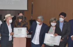 Prefeita de Carlinda é premiada por gestão eficiência fiscal e transparência