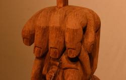 """Exposição """"Mãos da Liberdade"""" homenageia o artista Josimar Rodrigues em Alta Floresta"""