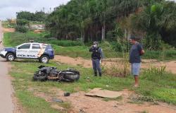 Dois morrem em acidente envolvendo motos na MT-208 em Alta Floresta