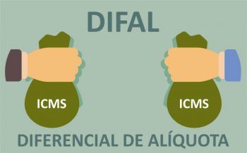 DIFERENCIAL DE ALÍQUOTAS DE ICMS