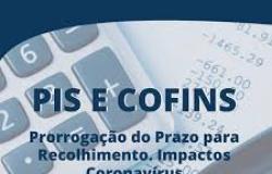 PRORROGAÇÃO DE PIS/PASEP E COFINS