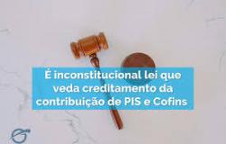 INCIDÊNCIA CUMULATIVA DO PIS DE PRESTADORAS DE SERVIÇOS AINDA É CONSTITUCIONAL