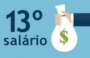 CONCESÃO DE FÉRIAS E 13 SALARIO