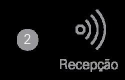 ETAPA 2 Recepção do material
