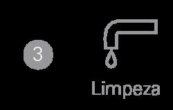 ETAPA 3 Limpeza