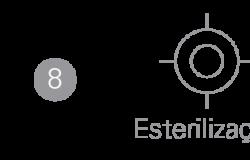ETAPA 8 Esterilização